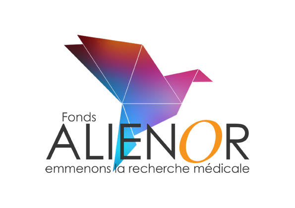 Logo du fonds de dotation Aliénor du CHU de Poitiers