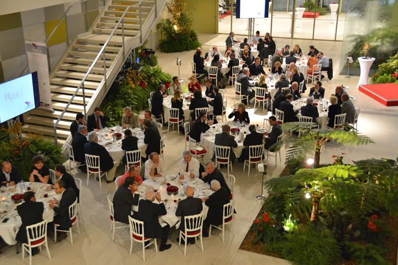 Première soirée de gala du fonds Aliénor le 18 novembre 2016
