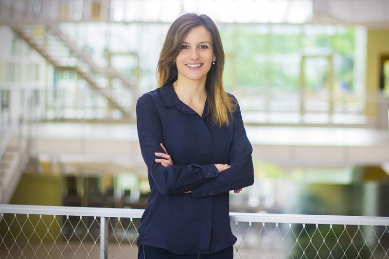 Sandy Bertin, attachée de recherche clinique au CHU de Poitiers.