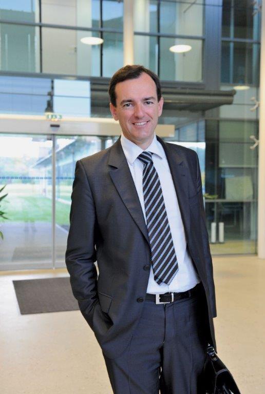 Amaury de Préville, directeur régional de l'AG2R La Mondiale.