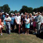 Le 18 juin, l'association sportive du golf club du château des Forges (Deux-Sèvres) avait organisé un tournoi par équipe au profit du fonds Aliénor.