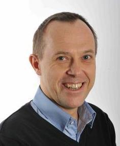 Franck Venot, directeur national du réseau Relais H café