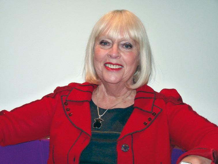 Marie-Thérèse Lachaud est présidente déléguée de l'ACEF Val de France