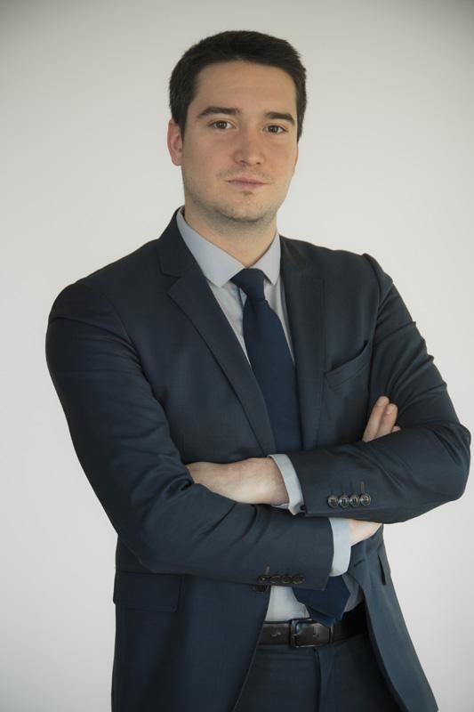 Harold Astre, le directeur de la recherche et de l'innovation du CHU de Poitiers et membre du conseil d'administration du fonds Aliénor.