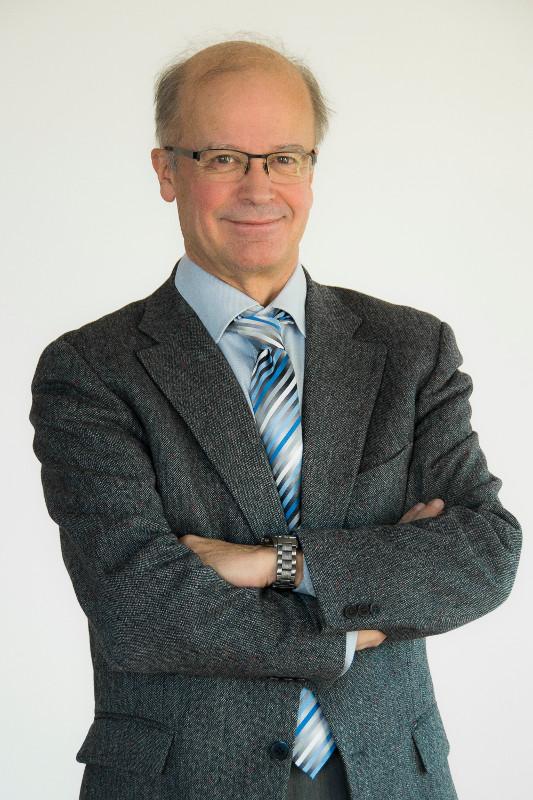 Pr Gérard Mauco, vice-président délégué à la recherche au CHU de Poitiers .